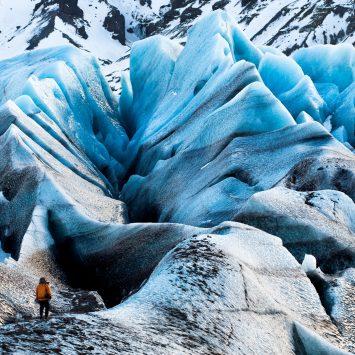 Dosis de arte #001: Chasing Ice