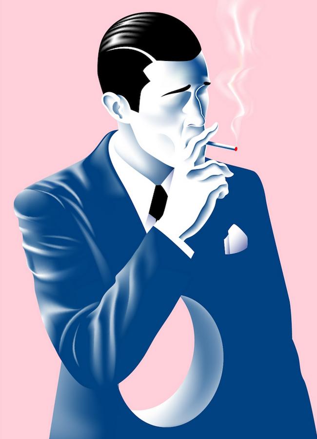 """Fumar te hace """"menos hombre"""""""