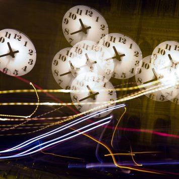 ¿De dónde viene el tiempo?