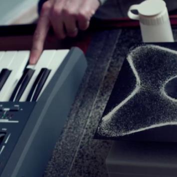 Dosis de arte #006: Cymatics