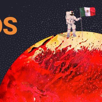 MEXICANOS EN MARTE, misión análoga al plantea rojo
