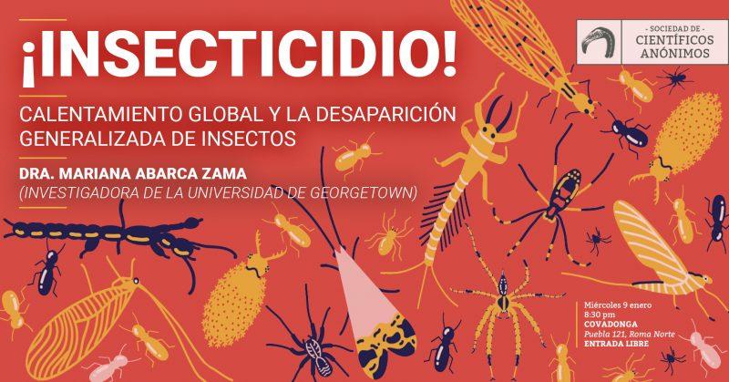 Científicos Anónimos #30: la extinción de los insectos