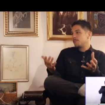 Conversación con Javier Aranda para Cuenta Conmigo TV