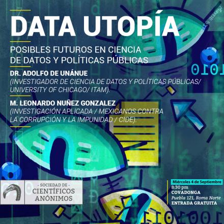 Científicos Anónimos #37: CIENCIA DE DATOS