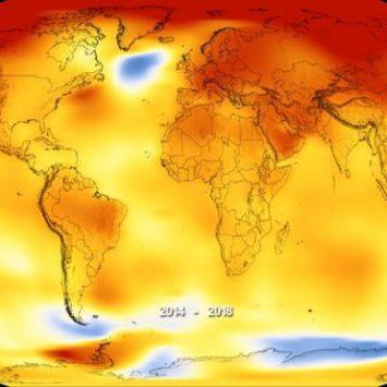 Al final, el cambio climático sí acabaría con nosotros.