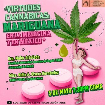 Científicos Anónimos #51: Cannabis medicinal