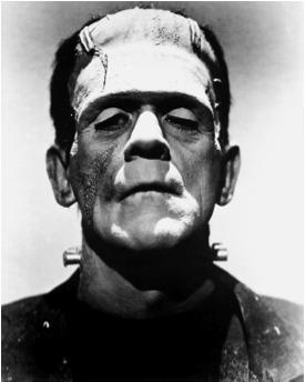 Frankenstein contra los Selenitas