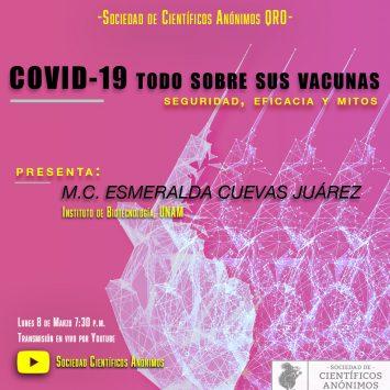 Científicos Anónimos QRO #06: Mitos y verdades sobre vacunación