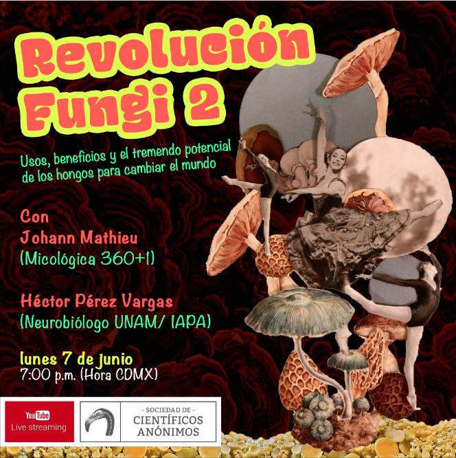 Científicos Anónimos #52: Revolución Fungi 2