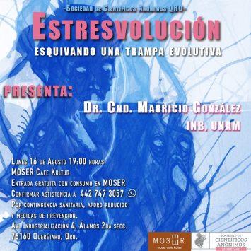 Científicos Anónimos QRO #12: Psicofisiología del estrés